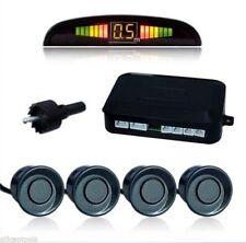 Kit Sensores Aparcamiento con Pantalla y Sonido. Marcha Atras Parking.