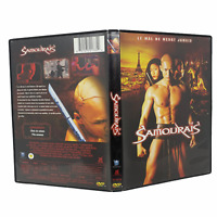 Samourais (DVD, 2001) - Dubbed In English & French Evil never Dies