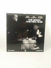 THE GHOST AND MRS. MUIR Laserdisc extended play
