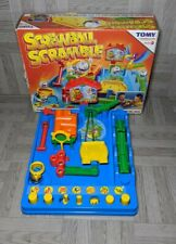Screwball Scramble Tomy Game Complete