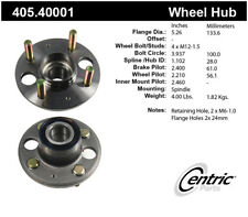 Wheel Bearing and Hub Assembly-Premium Hubs Rear fits 86-89 Acura Integra