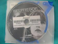 DVD  boitier slim BELPHEGOR (b24)