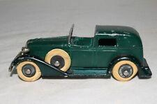 Tootsietoy 1930's Graham Town Car, Nice Original