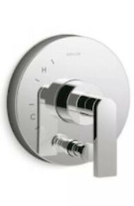 New Kohler Composed K-T73117-4-CP - shower Valve Trim with diverter
