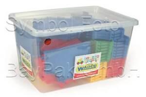 3D-Straßensystem, Spielzeug WADER, 80610