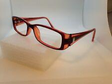 Modern Design Lyndsay Eyeglasses 51-18-135 Burgundy