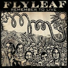 Flyleaf - Remember to Live [New CD]