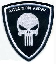 JSOC SEAL SAS JTF2 KSK SPECIAL WARFARE NINJA NETWORK SSI: ACTA NON VERBA