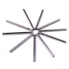 "10x 5mm 3/16"" Diamond Coated Core Drill Drills Bit Hole Saw Glass Tile Ceramic"