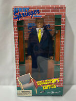 1998 Vintage Jerry Springer Show Collector's Edition Doll - Damaged Box