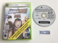 WWE Smackdown VS Raw 2008 - Promo - Microsoft Xbox 360 - PAL FR