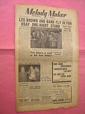 Melody Maker. Mai 19th 1951. Jazz & Swing etc. Musik Magazin. Vintage MAG