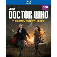DOCTOR WHO The Complete Ninth Series Season 9 Blu-Ray - Like New