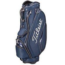 Titleist Golf Men's Caddy Bag Athlete Sports 9.5 x 47 inch 3.8kg Cb932 Navy Ems