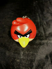 Angry Birds Novelty Key Chain Ring Red Bird Rovio
