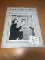 Sylvania News Sept.1949 Issue .Company History,News,Notes!who Said Radio Is Dead
