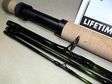 Temple Fork Outfitters Professional II TFO 9' 8 weight Fly Rod Custom Built
