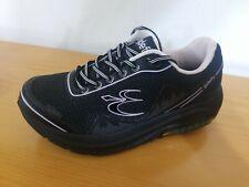 NEW Gravity Defyer Mighty Walk Black - Purple Walking Shoes -Choose Size & Width