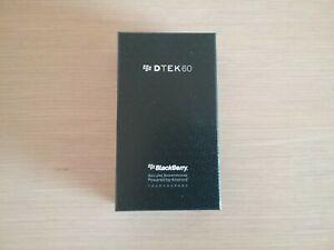 BlackBerry DTEK60 - 32GB - Black (Unlocked) Smartphone