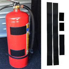 1x Car Auto Fire Extinguisher Fixing Holder Belt Sticker Straps Bracket For Car
