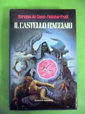 DE CAMP-PRATT.IL CASTELLO D'ACCIAIO.EUROCLUB 1981