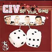 Set Your Goals by CIV (CD, Aug-1995, Atlantic (Label))