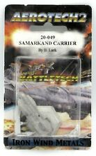 Aerotech2 20-049 Samarkand Carrier (Warship) Battletech Aerospace Ship Miniature
