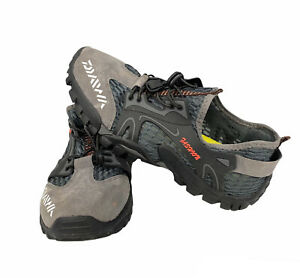 Outdoor Breathable Men's Hiking Mesh Wading Non-slip Sneakers Size 8.5 EU 42