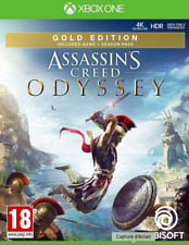 Assassin's Creed Odyssey Xbox One GOLD EDITION DIGITAL FAST DELIVERY