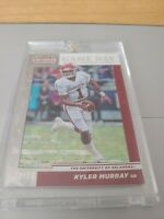 KYLER MURRAY CRACKED ICE 2019 PANINI CONTENDERS DRAFT GAME DAY TICKET #/23 RC