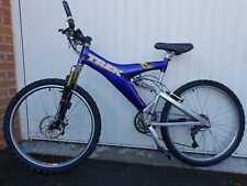 TREK Y11 MTB Mountainbike Y 11 Carbon, Shimano Deore XT+Marzocchi Bomber upgrade