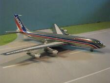 AVIATION 200 (AV2707674) LAN CHILE CARGO 707-300 1:200 SCALE DIECAST METAL MODEL
