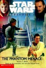The Phantom Menace Episode I by Patricia C. Wrede (1999, Paperback)