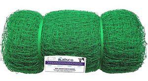 Blue- Green Nylon Cricket Net- 40 x 10 Foot us
