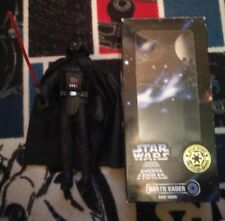 "Star Wars Collectors Series Darth Vader 12"" Kenner Hasbro 1996 Boxed Complete."