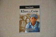 DVD les Raisins de la colère - VF / Henry Fonda