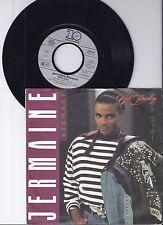 "Jermaine Stewart, Get Lucky, VG/VG+ 7"" Single 0983-6"