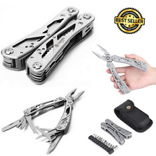 Ganzo 24 Tools in One Multi Tool Pliers Convenient Trim Kitchen Lederman Camping