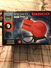 Brand New Tasco Specialty 30x76mm Reflector Telescope 30076150