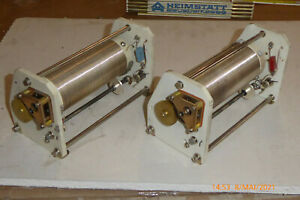 2 Stück Rollspule ca. 71 µH,Variable Inductor, Antennenkoppler,Antennentuner