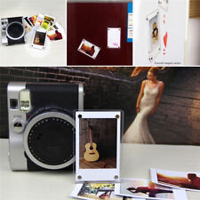 2x Fridge Magnetic Stickers Phone Printer Photos Acrylic Photo Frame FR Polaroid