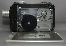 KODAK BROWNIE 8mm Vintage Movie Camera Cine Ektanon 13mm  f1.9 lens Clean!