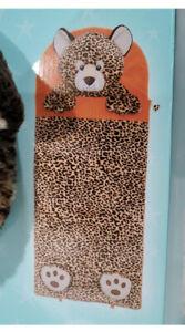 Hug Fun Cheetah Leopard Jaguar Animal Kids Sleeping / Slumber Bag