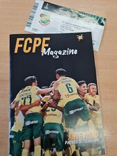 More details for programme and used ticket pacos de ferreira tottenham spurs conference league