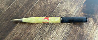 Vintage Mobil Gas Pegasus Ritepoint Mechanical Pencil - Pearl Celluloid Finish