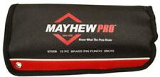 Mayhew 67008 12 Piece Brass Pin Punch [inch] Set