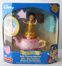 RARE 2003 FISHER PRICE MY FIRST PRINCESS MUSICAL BELLE PLAYSET NEW SEALED !
