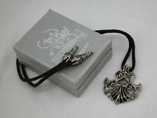 Final Fantasy X-2 Paine Leather Necklace FF10-2 Yuna Tidus Cosplay FREE Shipping