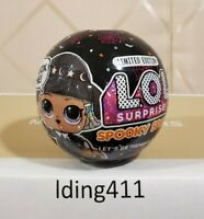"New 2020 Lol Surprise Halloween Spooky Sparkle ""Witchay Babay"" Sealed Ready2Ship"