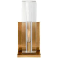 VISUAL COMFORT AMBAR TALL WALL LIGHT BY IAN K. FOWLER  RETAIL  $659.00